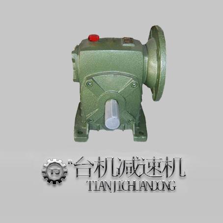 WPDS蜗轮减速机-无噪音低能耗